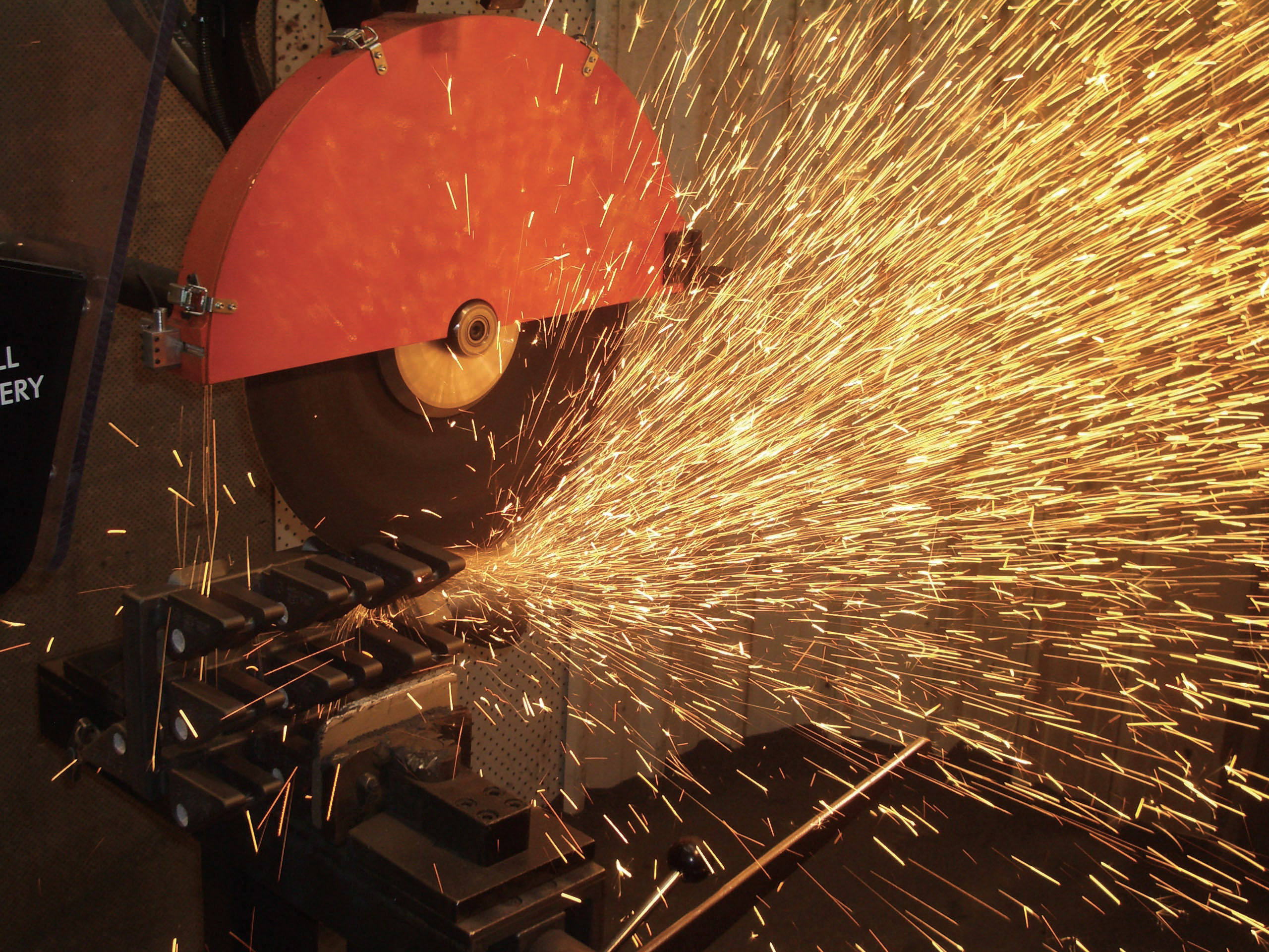 Cut Off Saws - A W Bell Machinery